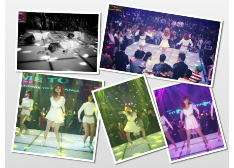 SHOW CLUB @ Sĩ Thanh AT ROMANCE CLUB (9/2014)